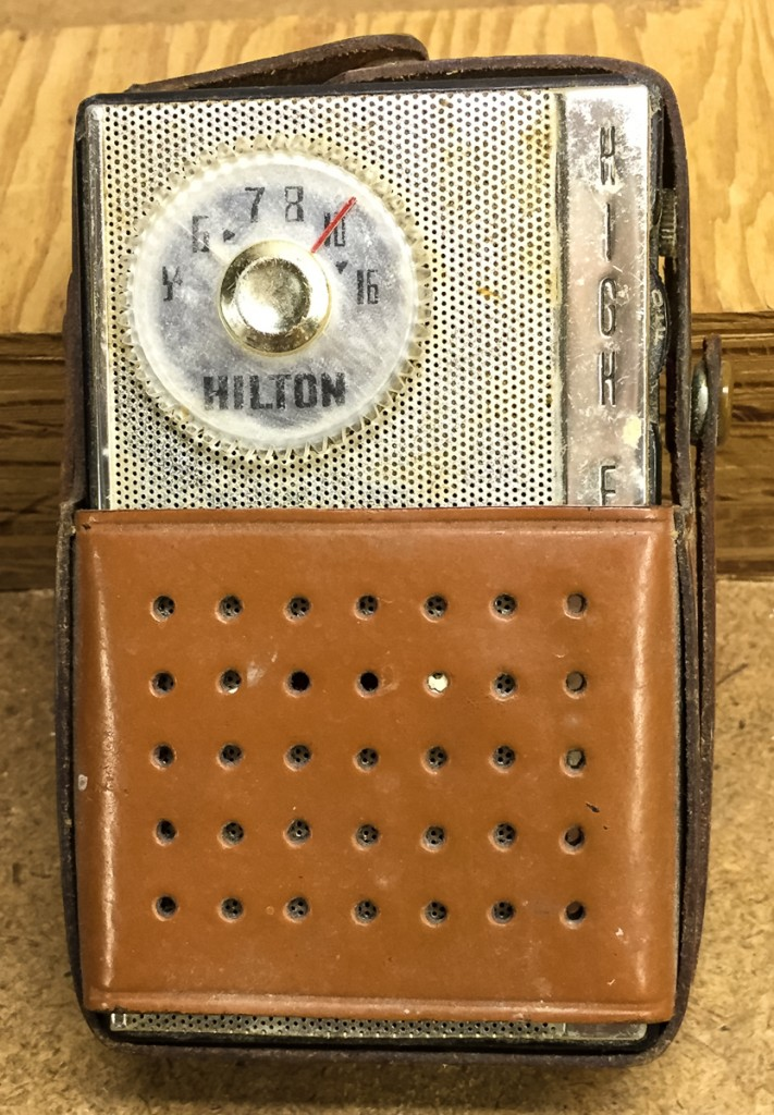 One of my 1st electronic toys